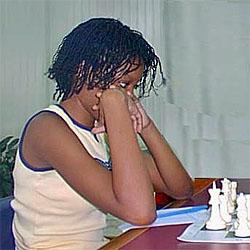 WFM Deborah Richards (Jamaica)