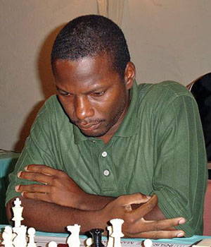 Ken Gibson (Bahamas)
