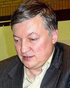 GM Anatoly Karpov