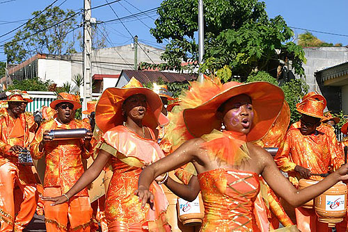 Guadeloupe Carnival (February 2010)