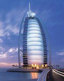 Dubai 7-star hotel