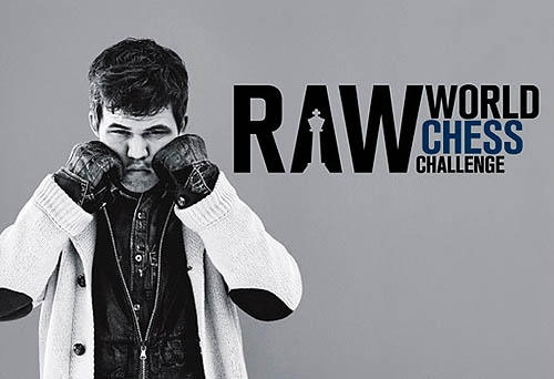 RAW Chess Challenge