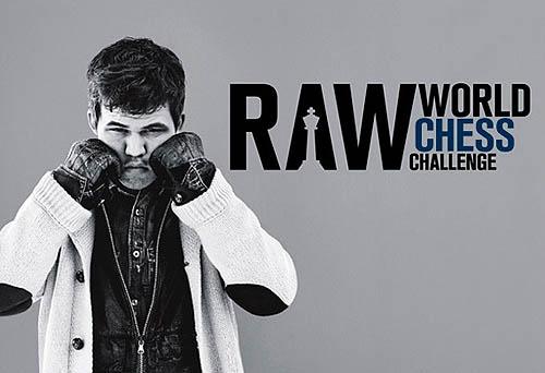 RAW Chess Challenge