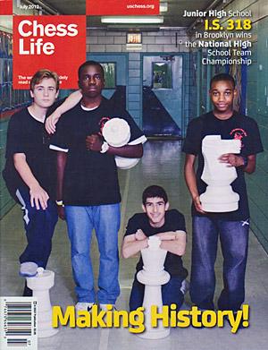 Chess Life (July 2012)