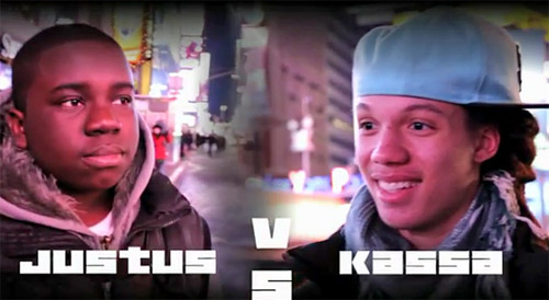 NM Justus Williams vs. FM Kassa Korley