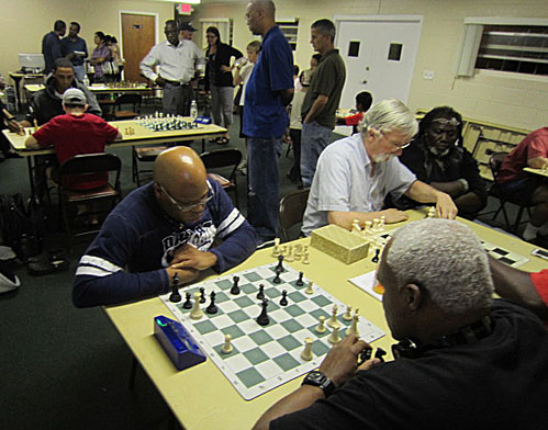 Kingmen Chess Club