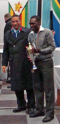 Rodwell Makoto (Zimbabwe)