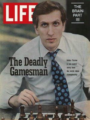 Bobby Fischer in Life magazine