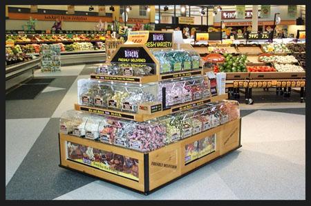Thomas Fineberg loved Brach's candy station