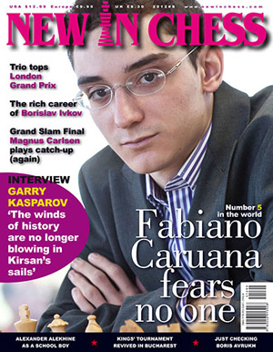 New In Chess (2012-8)