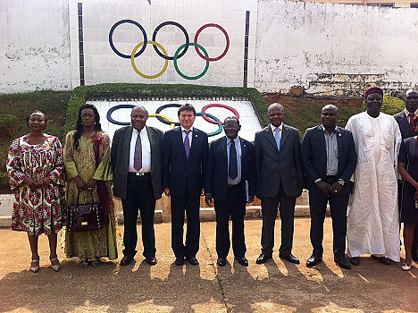 Cameroon's National Olympic Committee