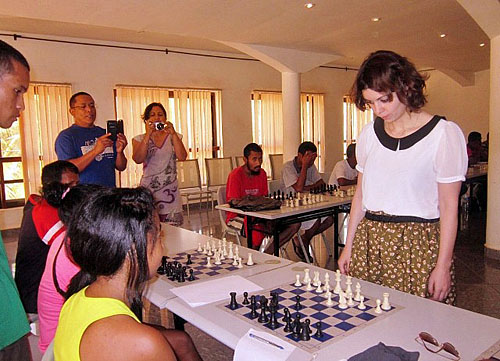 Commission on Women's Chess