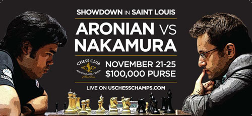 Showdown in St. Louis, 2014