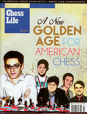 U.S. Chess Life (July 2015)