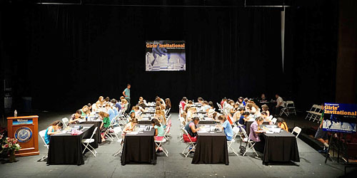 2014 Susan Polgar Girls' Invitational