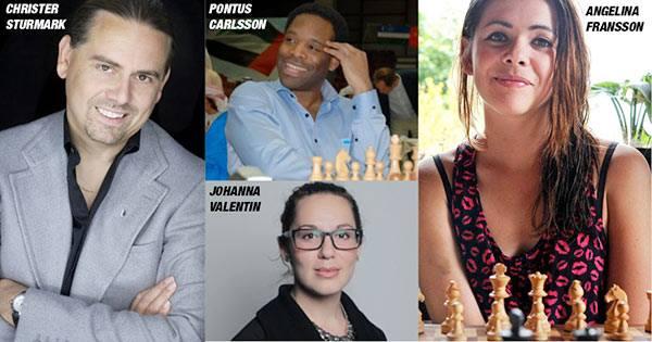 Chess Duel: Sevian vs. Grandelius
