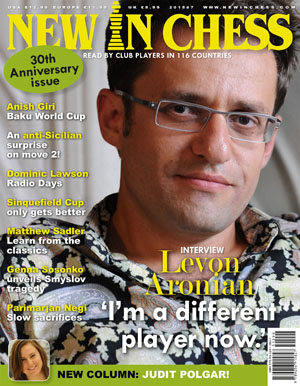 New In Chess (2015-7)
