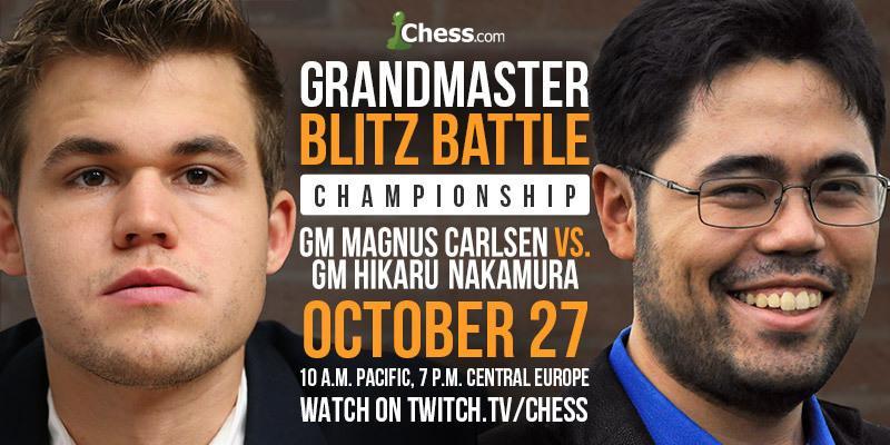 Grandmaster Blitz Battle Championship