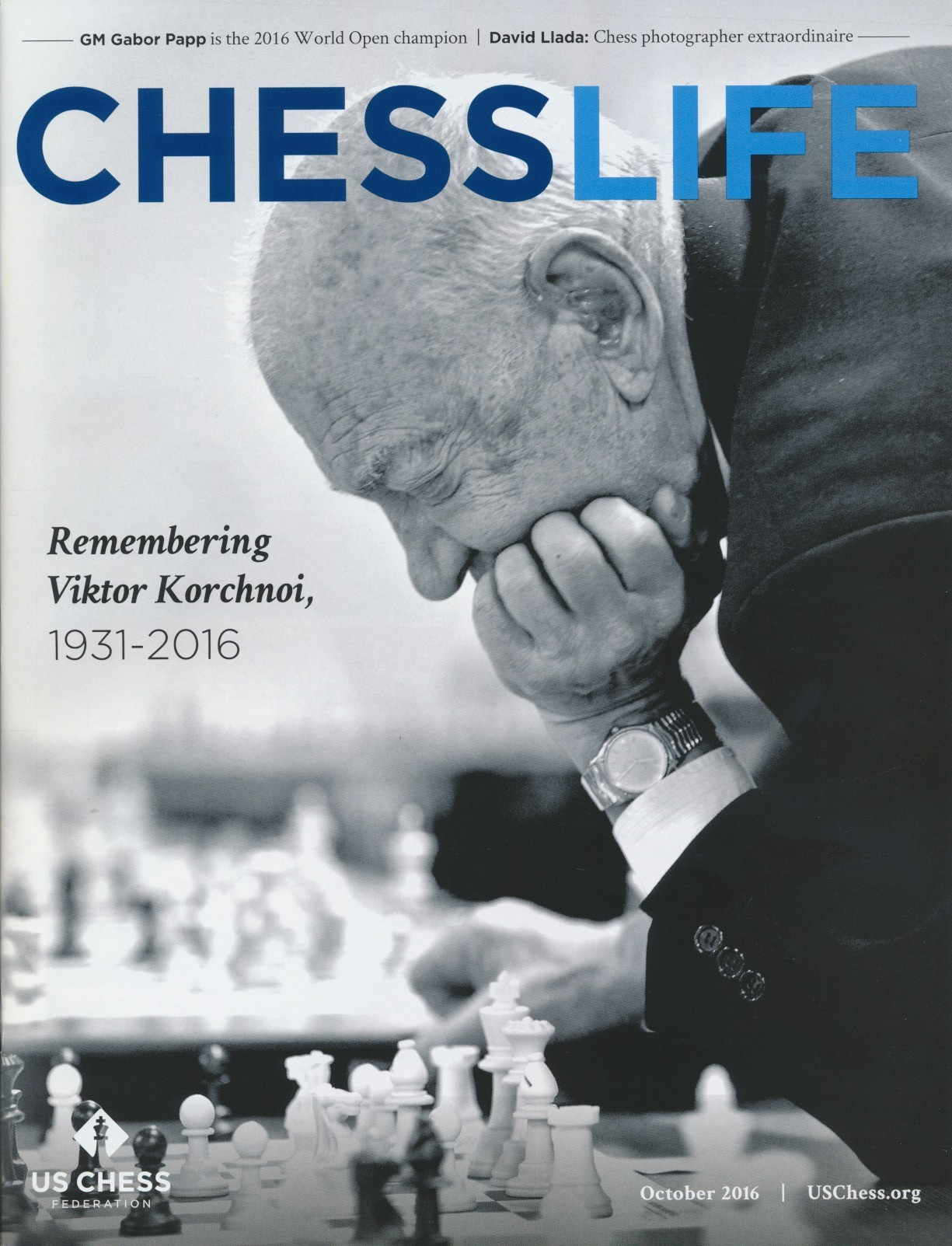 U.S. Chess Life (October 2016)