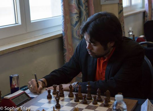 Hikaru Nakamura had a sensational 2015 and is hoping for a better 2016. Photo by Sophie Triay.
