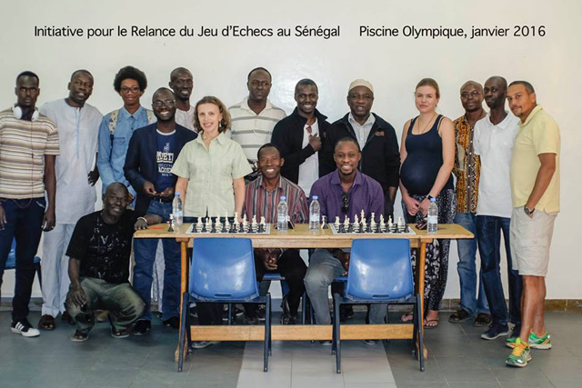 Senegalese Chess Federation