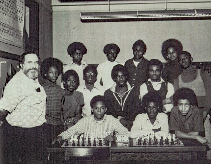 Chicago Vocational H.S. Chess Club (1975)