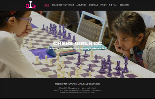 Chess Girls DC