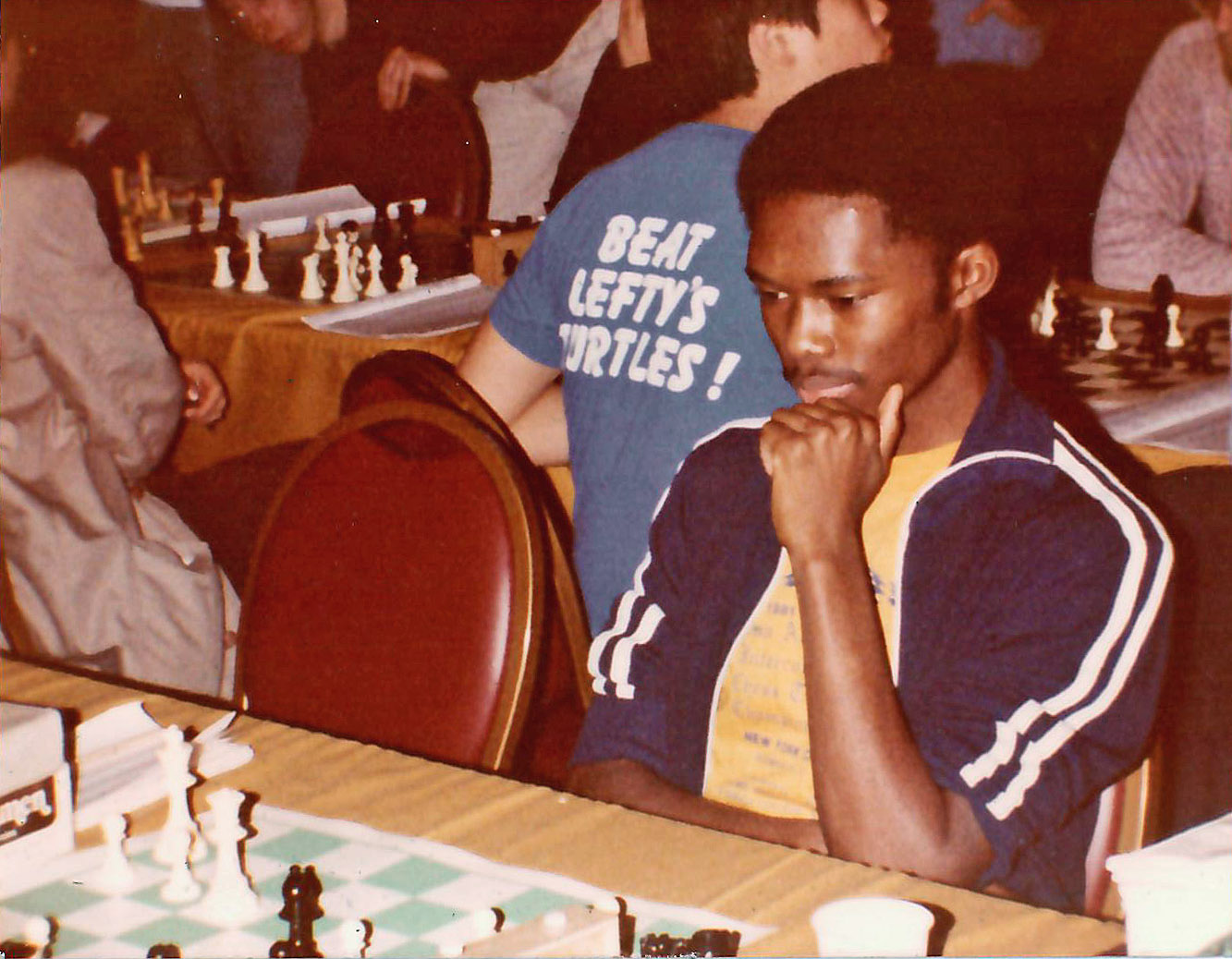 1981 Pan-Am Intercollegiate in New York