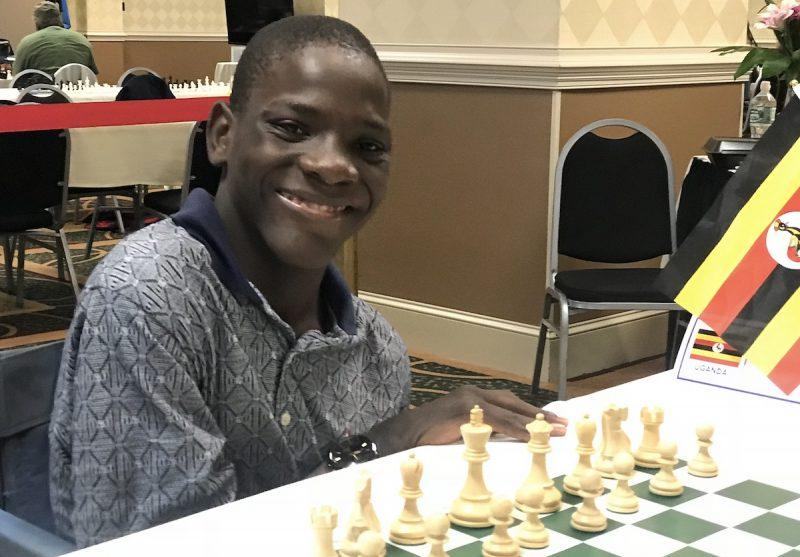 Sharif Waswa Mbaziira (Uganda)