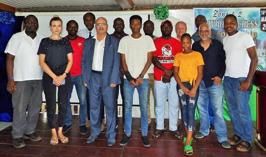 Participants of 4.2 Zonal (Sierra Leone)