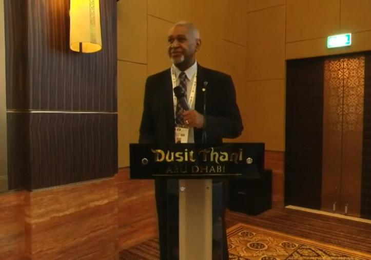 Dr. IzBen Williams, St. Kitts and Nevis