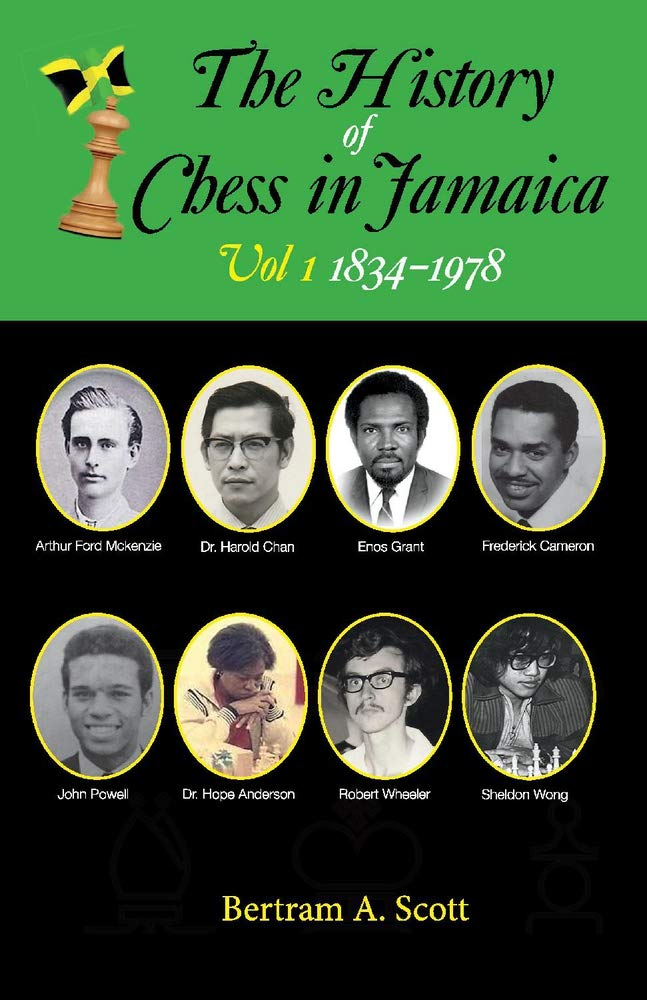 The History of Chess in Jamaica (1835-1978)