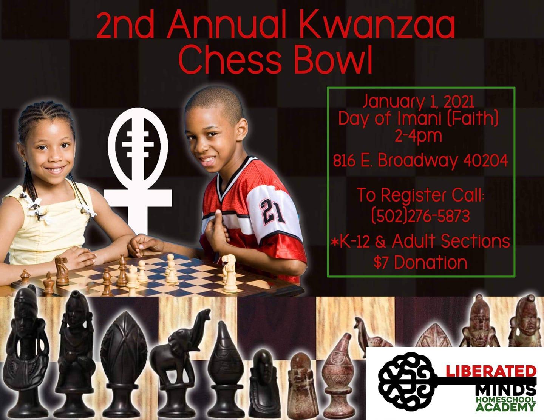 2nd Kwanzaa Chess Bowl (Louisville, Kentucky)