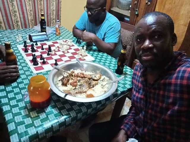 Liberian Meal