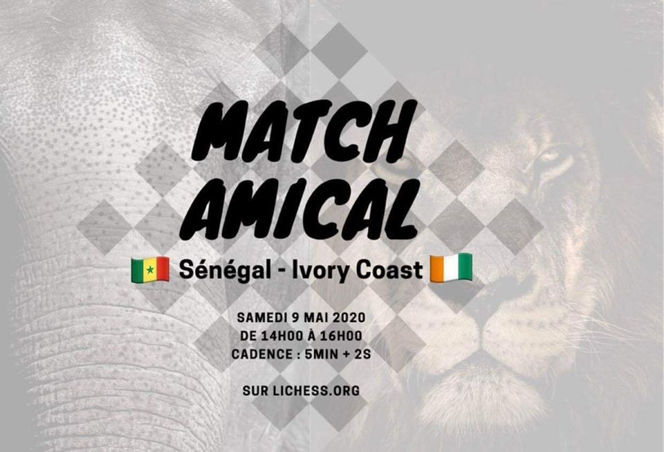 Senegal vs. Ivory Coast (friendly)