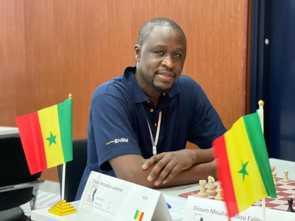 Amadou Lamine Cissé