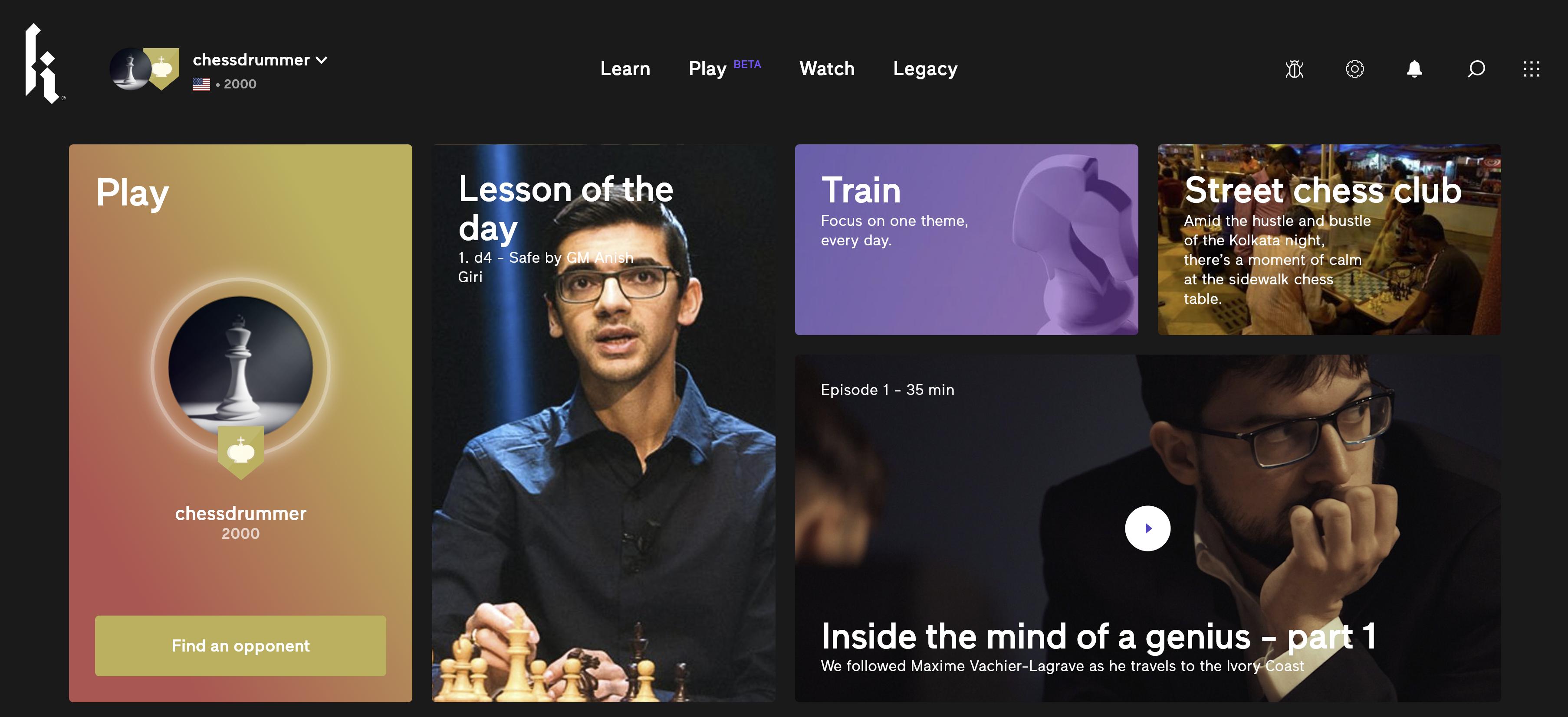 KasparovChess.com