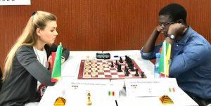 Nadezhda Valerevna Marochkina vs. Mouhamdou Dioum
