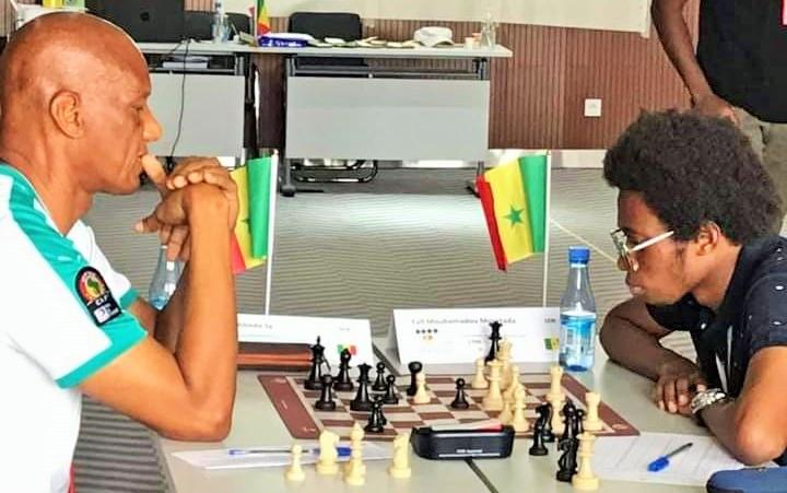 Mansour Gbedo Sy vs. Mouhamdou Mourtada Fall