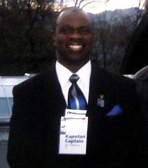Ian Wilkinson, President, Jamaican Chess Federation.