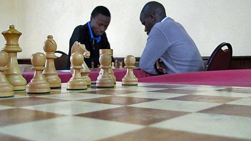 A tense encounter between Akello & Ouma!