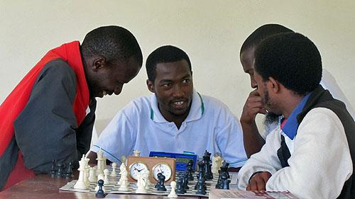University of Nairobi players