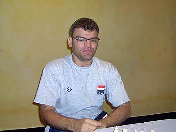 GM-elect Essam El-Gindy