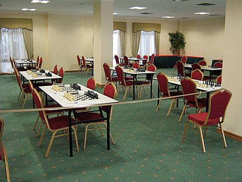 Playing Hall