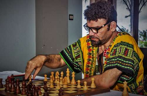 GM Essam El-Gindy