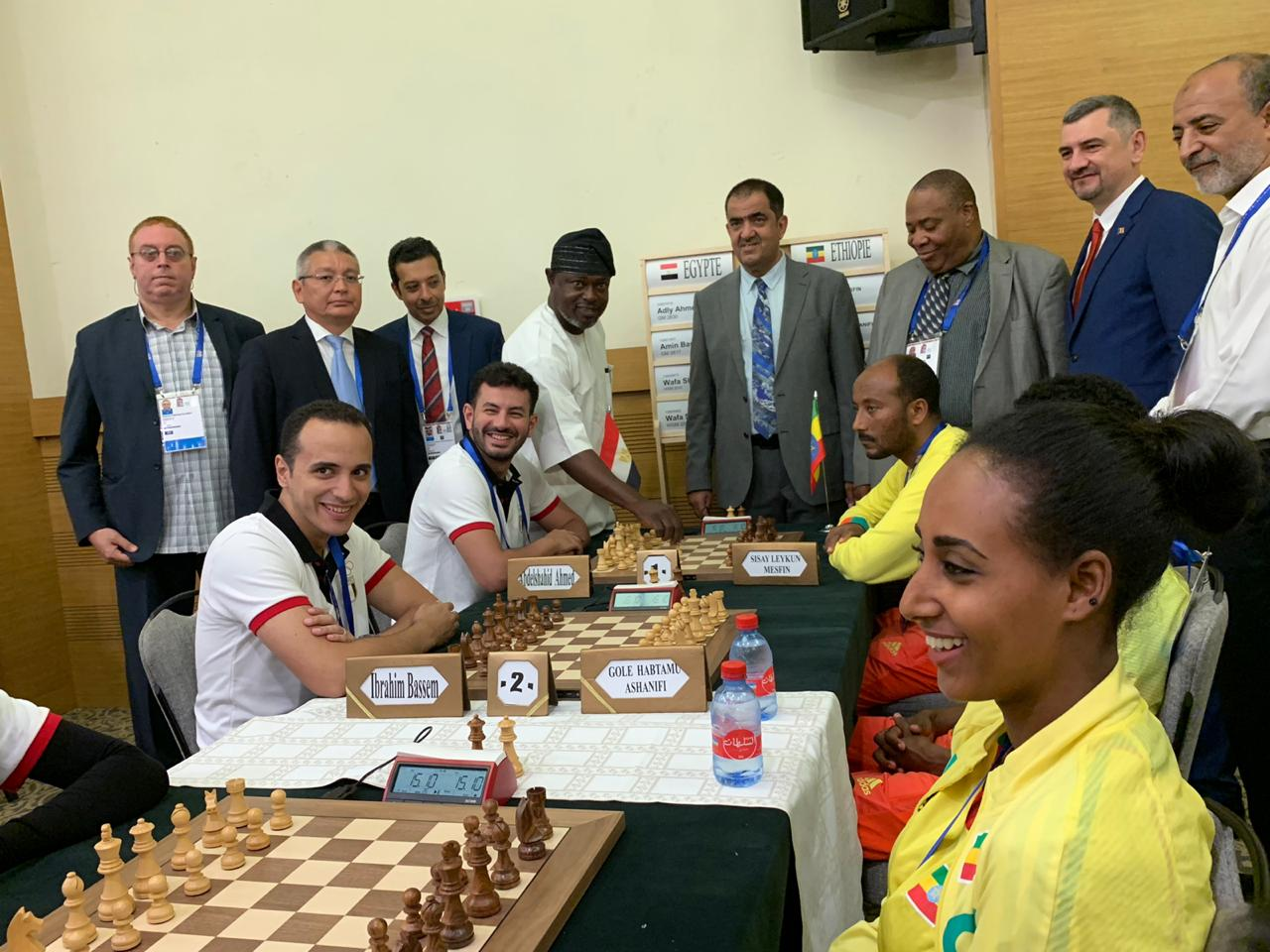 All-Africa Games 2019 (Morocco)