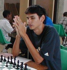 Allan Munro - Trinidad & Tobago. Copyright © 2002, Barbados Chess Federation.