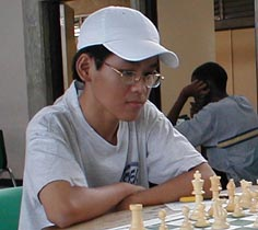 Nissan Pow - Trinidad & Tobago. Copyright © 2002, Barbados Chess Federation.