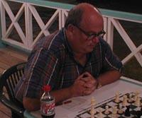 FM Ricardo Szmetan. Copyright © 2002, Barbados Chess Federation.