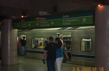 Subway system. Copyright © 2005, Daaim Shabazz.
